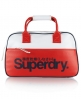 Superdry Court Carrier White