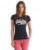 Superdry Vintage Entry T-shirt Navy
