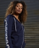 Superdry SD Sport Essentials Zip Hoodie  Navy