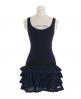 Superdry Bouquet Dress Navy