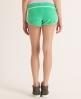 Superdry Ventura Velvet Hotpants Green