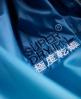 Superdry Tri Colour Zip Thru Spray Windcheater-Jacke Marineblau