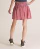 Superdry Sheer Calamity Skirt Red
