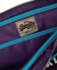Superdry Mash Up Alumni Bag Purple