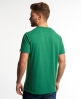 Superdry T-shirt Leicester Rugby Verde