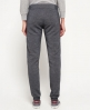 Superdry Orange Label Luxe Slim Joggers Grey