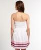 Superdry Summer Folk Dress White