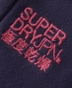 Superdry Challenger Henley Purple