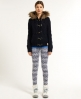 Superdry Jacquard Leggings Blue