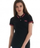 Superdry Tipped Collar Polo Black
