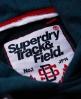 Superdry Track & Field Hoodie Green