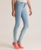 Superdry Standard Blue Jeggings Blue