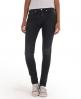 Superdry Premium Rockabilly Jeans Dark Grey
