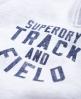 Superdry Trackster Jogginghose Hellgrau