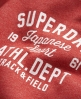 Superdry Trackster Joggers Red