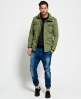 Superdry Cazadora Rookie Military  Verde