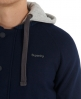 Superdry Stadium Wool Jacket Navy