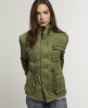 Superdry Service Cable Jacket Green
