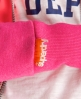 Superdry Orange Label Zip Hoodie Pink