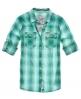 Superdry Sheer Hombre Shirt Green