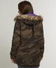 Superdry Everest Coat Brown