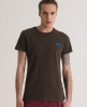 Superdry Embroidered T-shirt Beige
