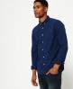 Superdry Ultimate Hounds skjorte  Blå