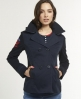 Superdry Liberty Cotton Peacoat Navy