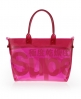 Superdry Mini Whopper Shopper Bag Pink