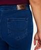 Superdry Evie牛仔打底裤 蓝色