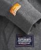 Superdry Vintage Dye Hoodie Grey