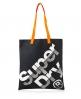 Superdry極度乾燥 Calico托特包 黑色