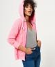 Superdry Orange Label Primary Zip hoodie Pink