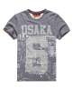Superdry Osaka 6 Photographic T-shirt Grey