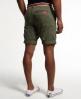 Superdry International Chino Shorts Green