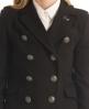 Superdry Cropped Cavalry Jacket Black