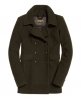 Superdry Chaquetón Military Verde