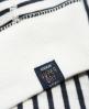 Superdry Sweat à capuche zippé Appliqué Bleu Marine