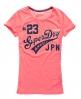 Superdry Saint T-Shirt Orange