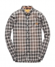 Superdry New Mod Shirt Beige