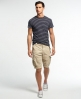 Superdry New Core Cargo Heavy Shorts Beige