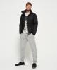 Superdry Orange Label Moody Slim Jogger Light Grey