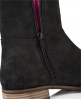 Superdry Layla Knee High Boots Black