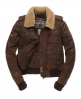 Superdry Heritage Landing Jacket Brown