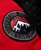 Superdry Everest Ella Bomber Jacket Red