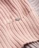 Superdry Maglione a costine Colour Block Rosa