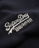 Superdry Vintage Polo Shirt Navy