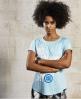 Superdry T-shirt Sport Fitspo Bleu