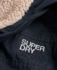Superdry Cazadora Microfibre Boxy Snorkle Marino