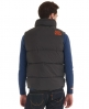 Superdry Polar Camping Vest Light Grey